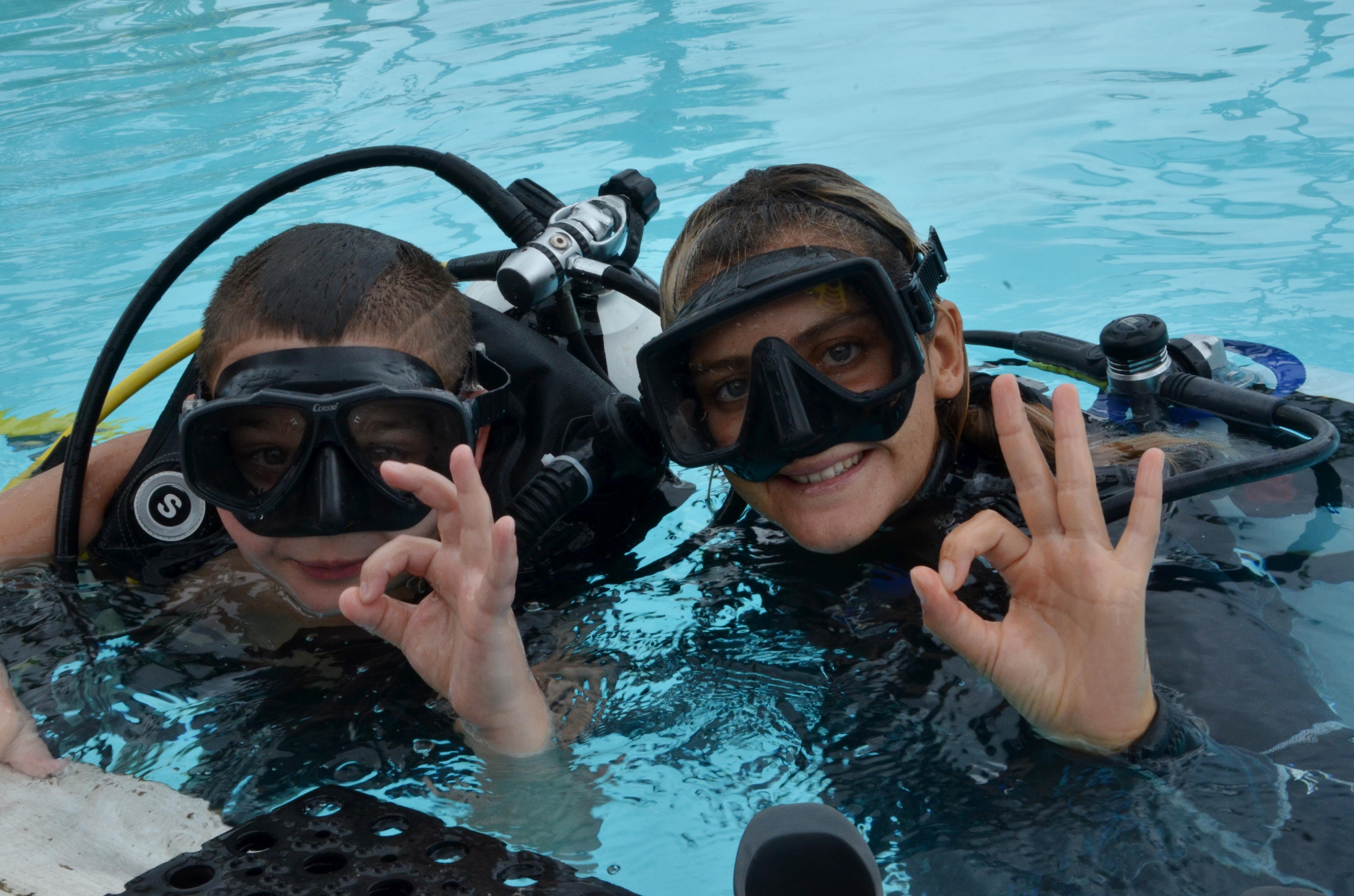 Corso Open Water Diver Prepagato